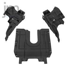 3x Unterfahrschutz für FIAT Bravo [198] 2007-2014 LANCIA Delta [844] 2008-2014