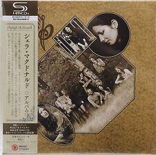 Shelagh McDonald-Album UK folk psych Japanese SHM-CD Mini lp