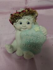 """Dreamsicles figurine """"Love Notes - An Angel is Watching Over You"""" 1999 #10684"""