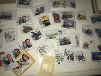 Australian Stamps X20 Lot (mostly $1 Stamps)