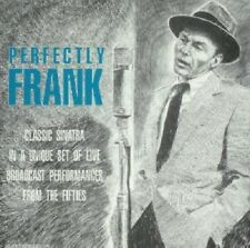 CD: FRANK SINATRA Perfectly Frank Classic Sinatra Live Broadcast STILL SEALED