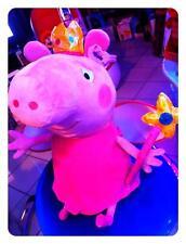 NEW peluche - Peppa Pig principessa magic 44 .cm MORBIDO peluche NUOVO original