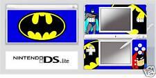 Nintendo DS or DS Lite BATMAN Vinyl Skin Sticker Wrap