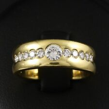 Designer Brillant Ring ca. 0,68 ct. G/VS