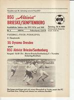 FDGB-Pokal 89/90 Aktivist Brieske Senftenberg - SG Dynamo Dresden (30.09.1989)
