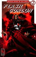 Flash Gordon #2 Cover B Comic Book - Ardden
