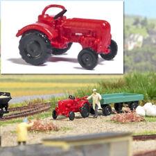 Busch 8361 Traktor Junior rot Spur N