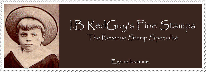 I.B RedGuy's Fine Stamps