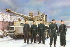 1/35 German Tiger I Michael Wittmann  Eastern Front ~ Smart Kit Dragon DML #6730