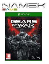 GEARS OF WAR ULTIMATE EDITION XBOX ONE PRECINTADO Y EN CASTELLANO!!