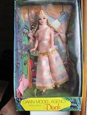 Vintage 1971 Dawn Doll DINAH MIB NRFB Topper Toys #0534 Dawn Model Agency