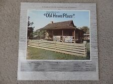 Doug Benton's Old Home Place A Narration of Yesteryear Memories NM