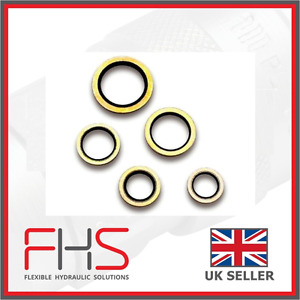Dowty Washer x 10 - Various Sizes Available