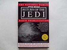 RETURN OF THE JEDI (STAR WARS) National Public Radio Dramatization   BRIAN DALEY