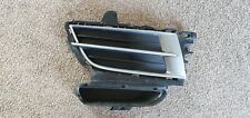 Mazda 6 2007-12 Lower Right Front Bumper Grill Drivers Side OS OSF