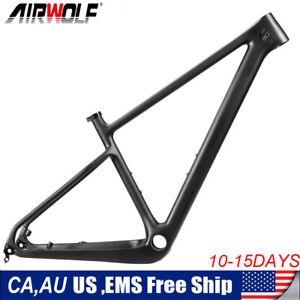 29er MTB Full Carbon Mountain Bike Frame Bicycle Frameset 135*9mm 142/148*12mm