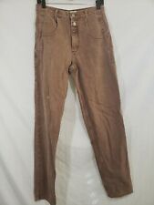 Vintage Brown High Waisted Guess Jeans Size 30/34