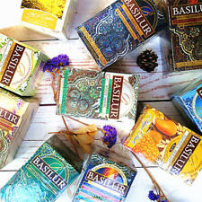 Basilur Tea Oriental Collection Ceylon Tea in 25 Tea Bags