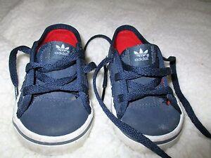 baby addidas trainers size  3 uk