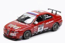 - ALFA ROMEO 156 GTA WTCC - 2007 - # 16 O.Tielemans - M4 - 1/43 Show Box Vitrine