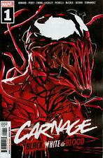 Carnage: Black, White & Blood Nr. 1 (2021), Neuware, new