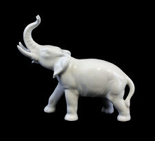Wagner & Apel Porzellan Figur weißer Elefant H16cm 9942035
