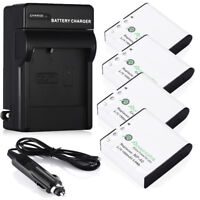 NP-40 NP40 Battery / Charger for Casio EXILIM EX-Z1050 EX-Z1000 EX-Z850 EX-Z750