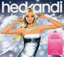 HEDKANDI - DISCO HEAVEN 2CD 28 TRACKS 2008 DIGIPAK MINISTRY OF SOUND