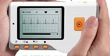 Mobiles EKG Gerät Hand Langzeit Herzfrequenz Infarkt Herzschmerzen Herzrasen