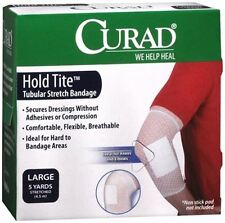 Curad Hold Tite Tubular Stretch Bandage Large 1 Each (Pack of 8)