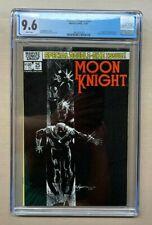 MoonKnight #25 CGC9.6 First Black Specter NM+ Disney+