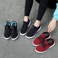 Women's Mesh Sock Sneakers Comfy Casual Slip On Breathable Loafers Shoes US 10
