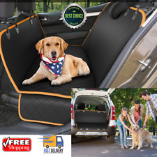 Durable Pets Seat Covers Dog Back Cover Protector Waterproof For Cars Suvs