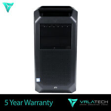 HP Z8 G4 Workstation 128GB RAM 2x Gold 6144 1x 1TB & 1x 1TB P6000