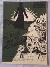 Vlaamse Filmkens N°222 De Reus van de ortoswoestijn Averbode
