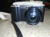 Samsung Galaxy Camera 2 EK-GC200 16.3MP Digital Camera - Black