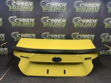 2013-2019 SUBARU BRZ SCION FRS TOYOTA 86 TRUNK LID WING BACK UP CAM