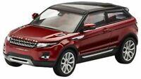 RANGE ROVER EVOQUE JLR DEALER MODELS model 4x4 cars red white black blue 1:43rd
