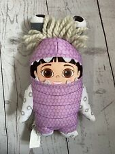 "Disney Pixar Monsters Inc Huggable Boo Talking Plush Soft Toy Giggle 12"""