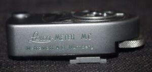 Vintage LEICA Light Meter LEICA METER MC