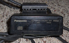 Panasonic Rm60 Cd Changer Controller Fm Modulator , Very Good Condition