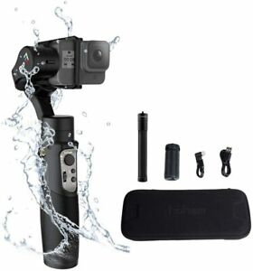 Instock Hohem iSteady Pro 3, 3-Axis Handheld Gimbal Stabilizer W/Extension Stick
