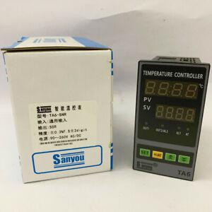 1 pcs SANYOU  TA6-SNR Temperature Controller