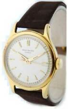Patek Philippe Vintage 2508 18K Yellow Gold Mens Watch Box/Papers 2508J