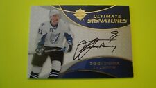2008 09 UD ULTIMATE COLLECTION STEVEN STAMKOS RC AUTOGRAPH TAMPA BAY LIGHTNING