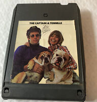 captain tennille love will keep us together 8 Track
