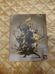 Dota 2 Official Valve TI5 Collector's Aegis Of Champions The International 2015
