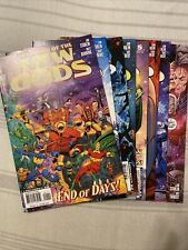 Death Of The New Gods #1-8 Complete Set Nm 9.4 Incredible!