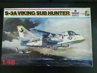 "S - 3A VIKING ""Sub Hunter"", trägergest. U-Bootjäger, Scale:1/48, Kit: 4051, Rar"