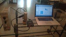 Gamma Spectrometer Spectroscopy System: Scionix 38B57 Probe,HV Power Supply,MCA